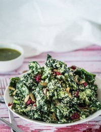 Kale cauliflower salad | Eat Good 4 Life