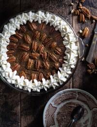 Gluten free pecan pie   Eat Good 4 Life