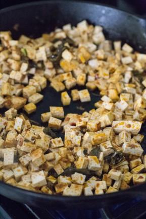 Thai tofu basil with zucchini   Eat Good 4 Life