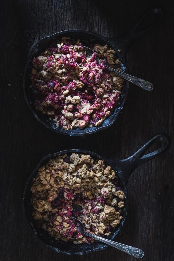 Gluten free cranberry crisp | Eat Good 4 Life