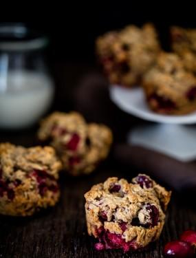Gluten free cranberry muffins   Eat Good 4 Life