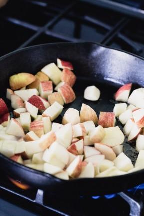 Apple bourbon bread pudding | Eat Good 4 Life