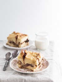 Apple bourbon bread pudding | Eat Good 4 Life