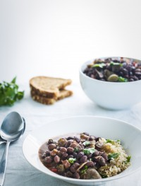 Caribbean black beans | Eat Good 4 Life