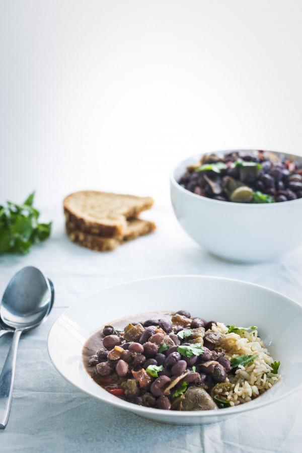 Caribbean black beans   Eat Good 4 Life