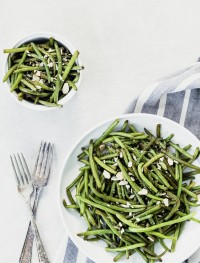 Tamari Green Bean Stir-Fry | Eat Good 4 Life