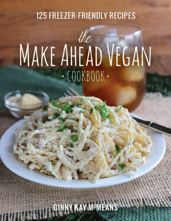 the make ahead vegan cookbook cover jpg