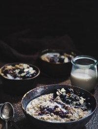 blueberry-oatmeal