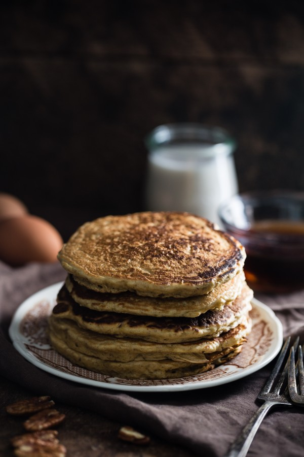 Quinoa pancakes | Eat Good 4 Life