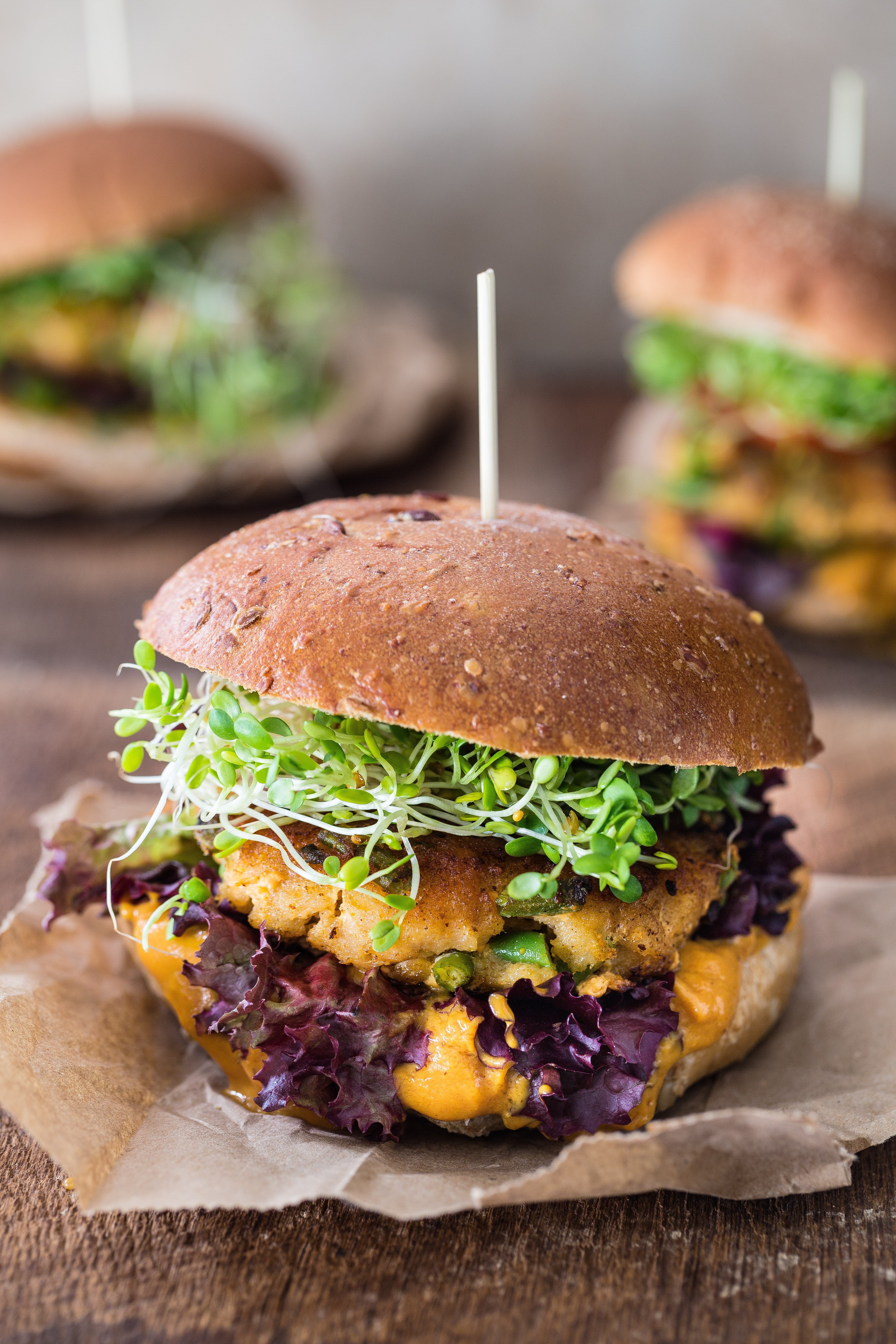 Thai fish burgers eat good 4 life for Fish burger recipe