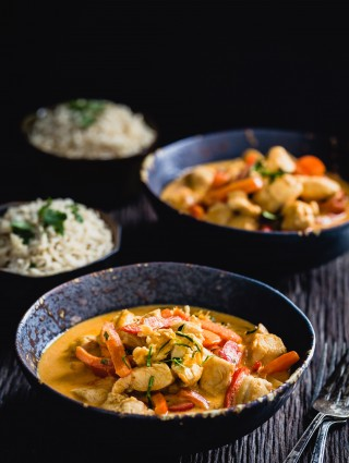 Authentic Thai Chicken Curry | Eat Good 4 Life