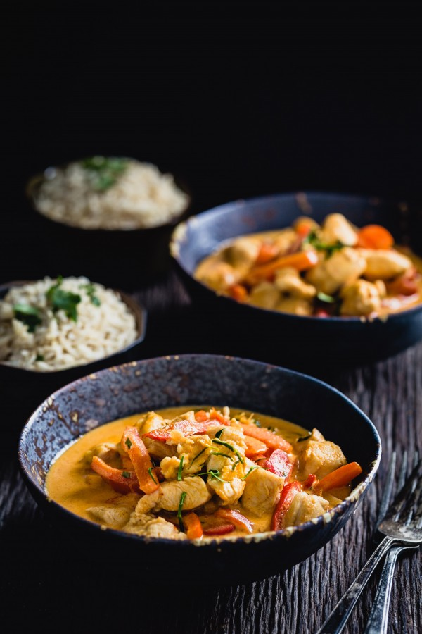 Authentic thai chicken curry eat good 4 life forumfinder Images