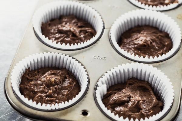 Banana bread chocolate jumbo muffins   Eat Good 4 Life