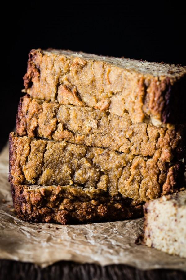 Gluten free bourbon banana bread | Eat Good 4 Life