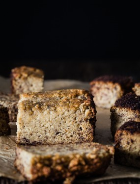 Gluten free bourbon banana bread | Eat Good 4 Life