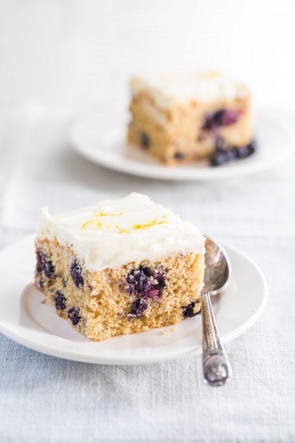 Blueberry lemon cake   Eat Good 4 Life