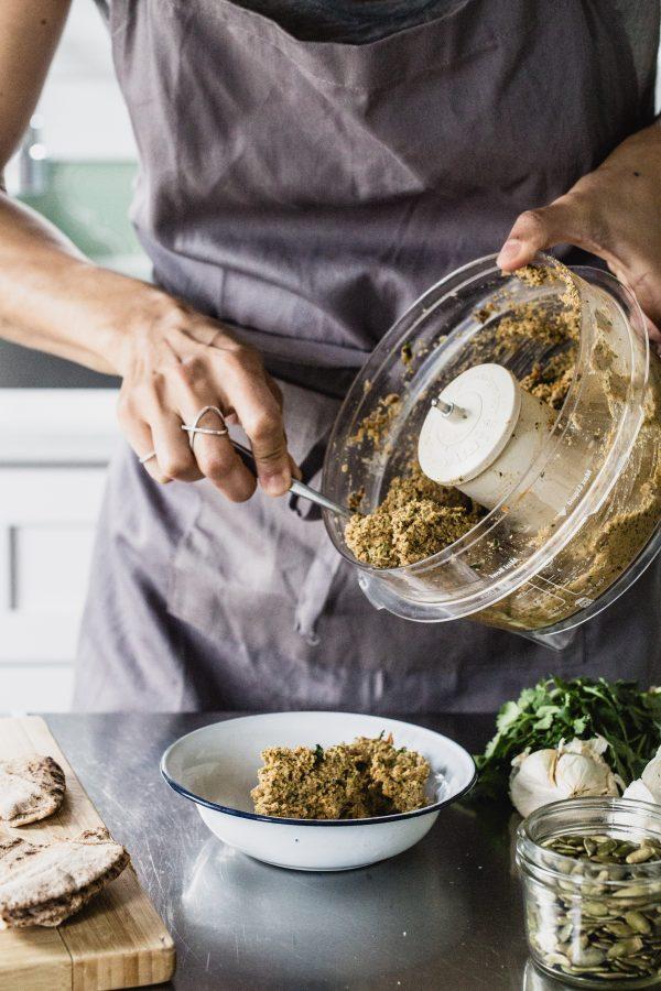 Roasted pumpkin seed salsa | Eat Good 4 Life