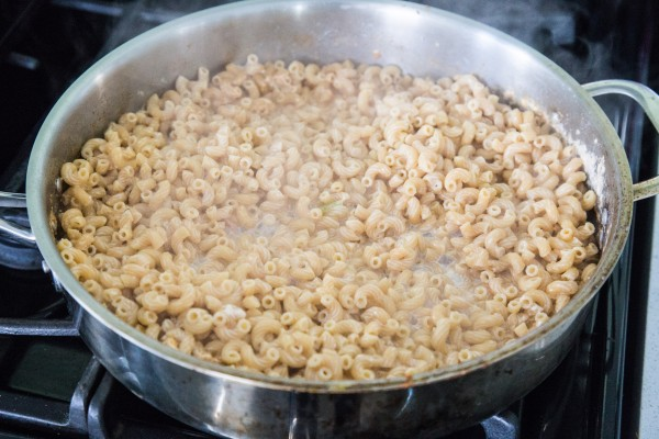 creamy vegetable macaroni | Eat Good 4 Life