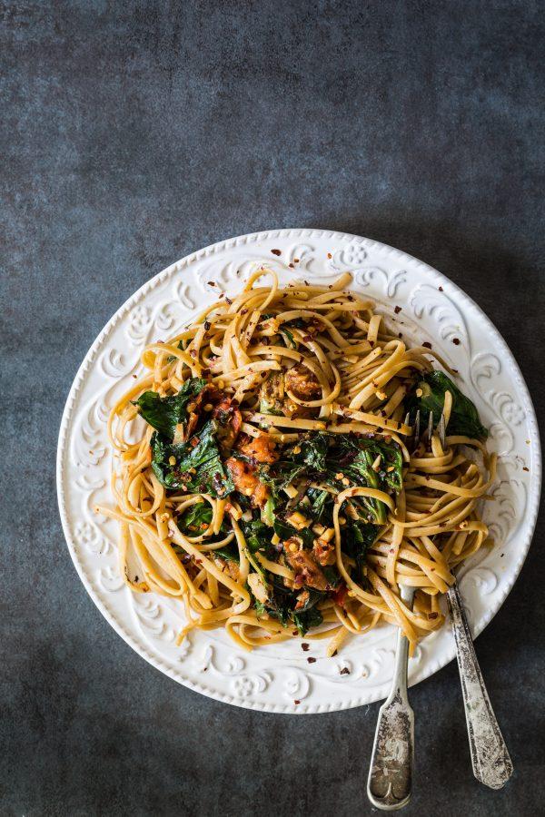 Sun dried tomato kale pasta   Eat Good 4 Life