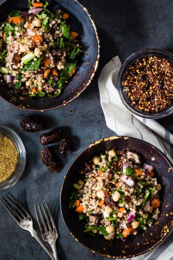 Moroccan buckwheat salad   Eat Good 4 Life