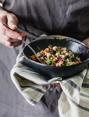 Moroccan buckwheat salad | Eat Good 4 Life