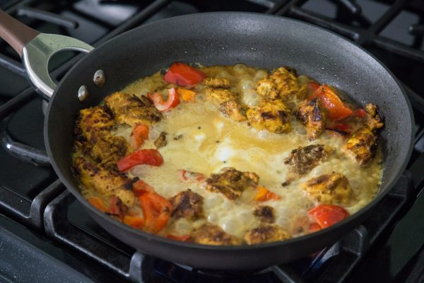 Chicken coconut curry | Eat Good 4 Life
