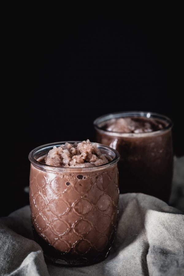 Chocolate slushy | Eat Good 4 Life