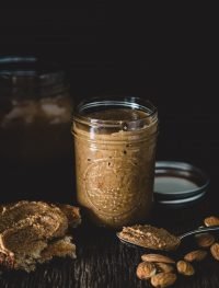 Maple roasted almond butter | Eat Good 4 Life