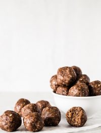 Peanut butter energy bites | Eat Good 4 Life