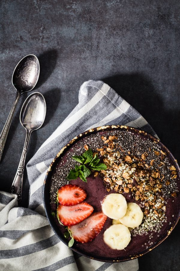 Acai smoothie bowl | Eat Good 4 Life