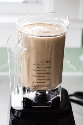 Banana peanut butter smoothie | Eat Good 4 Life