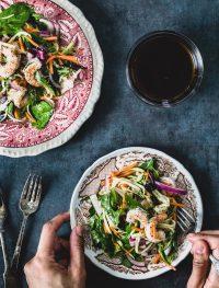 Spicy shrimp salad | Eat Good 4 Life
