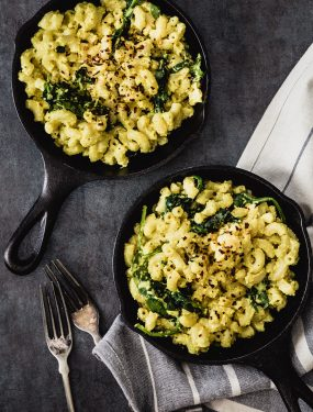 Vegan Mac and Cheese | Eat Good 4 Life