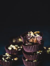 Dark chocolate almond butter cups | Eat Good 4 Life