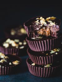 Chocolate peanut butter cups | Eat Good 4 Life