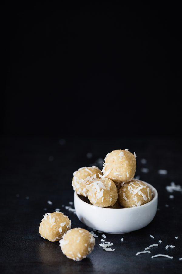Lemon coconut bites | Eat Good 4 Life