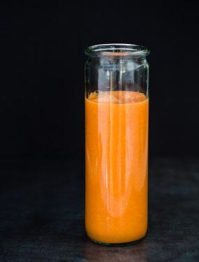 Immune boosting orange smoothie | Eat Good 4 Life