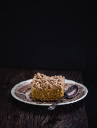 Gluten free pumpkin coffee cake | Eat Good 4 Life