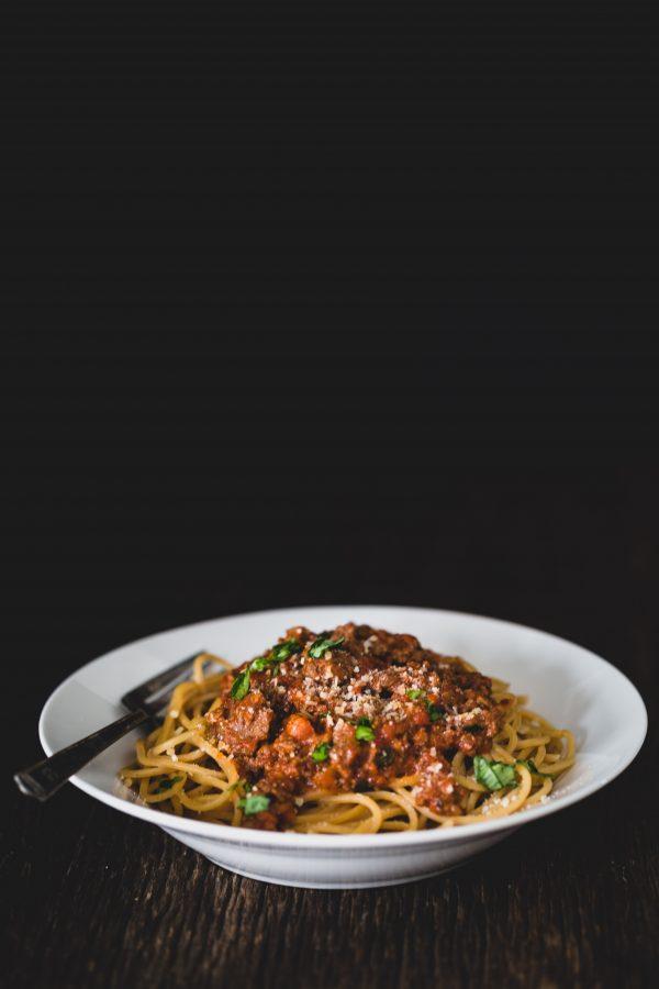 Spaghetti bolognese | Eat Good 4 Life