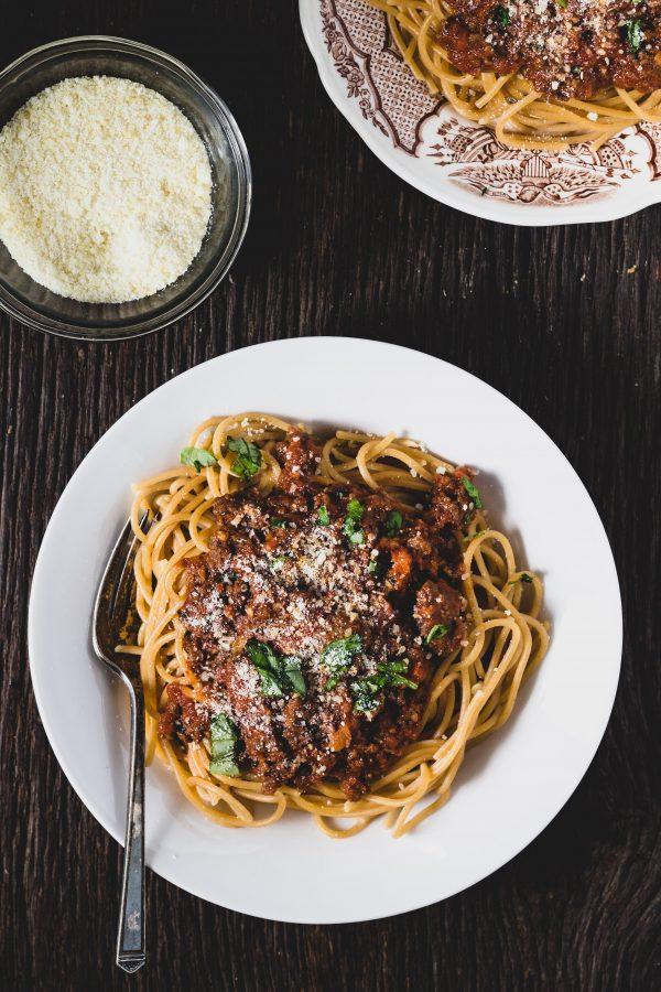 Spaghetti bolognese   Eat Good 4 Life