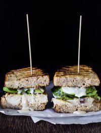 Chicken Caesar Sandwich | Eat Good 4 Life