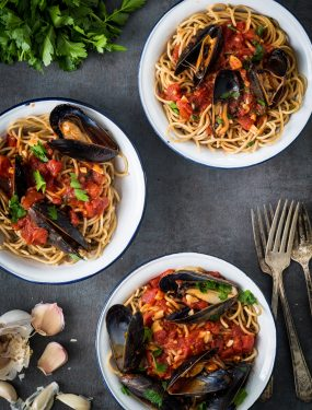 Marinara mussles | Eat Good 4 Life
