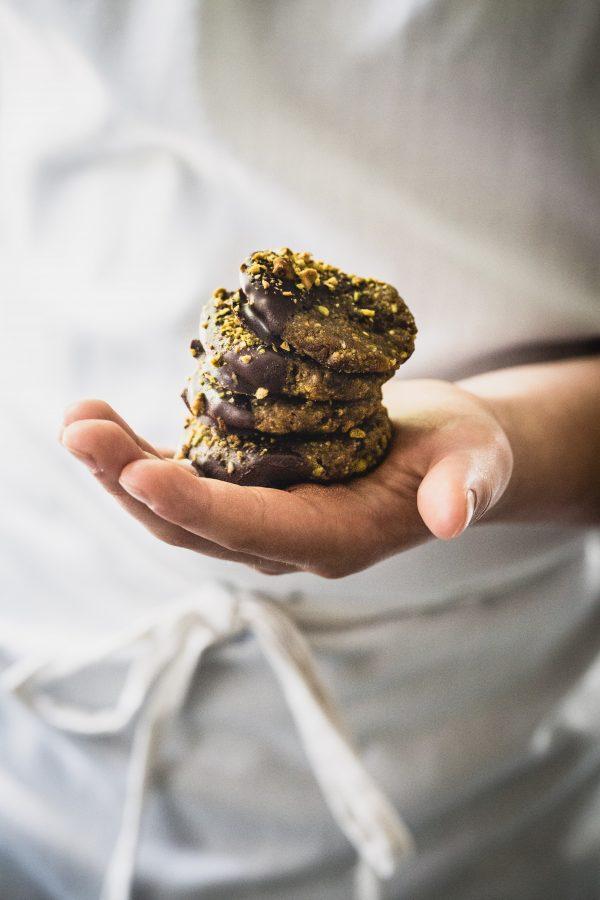 No bake pistachio cookies   Eat Good 4 Life