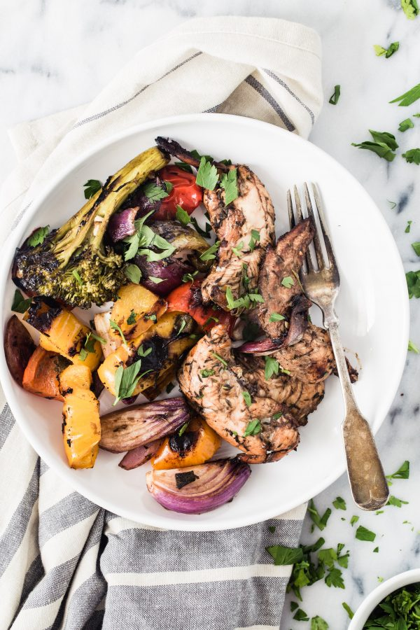 Baked balsamic chicken | Eat Good 4 Life