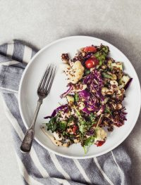 Cauliflower quinoa salad | Eat Good 4 Life
