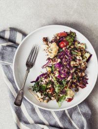 Cauliflower quinoa salad | Eat Good 4 Life