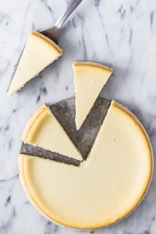 Lemon cheesecake | Eat Good 4 Life