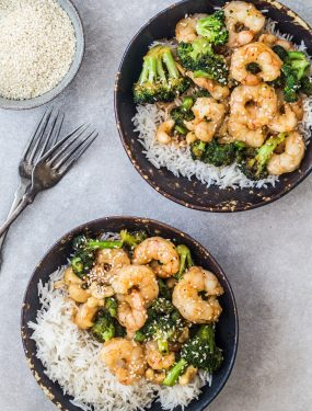 15-minute-asian-shrimp | Eat Good 4 Life