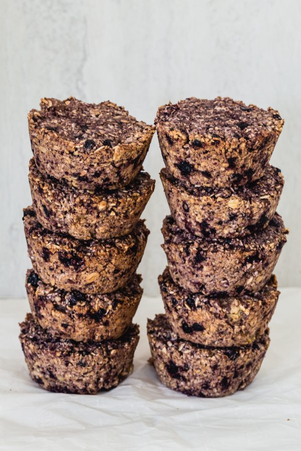 Blueberry ginger protein bites | Eat Good 4 Life
