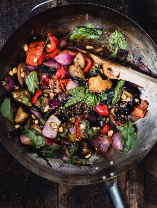 15 minutes asian vegetables   Eat Good 4 Life